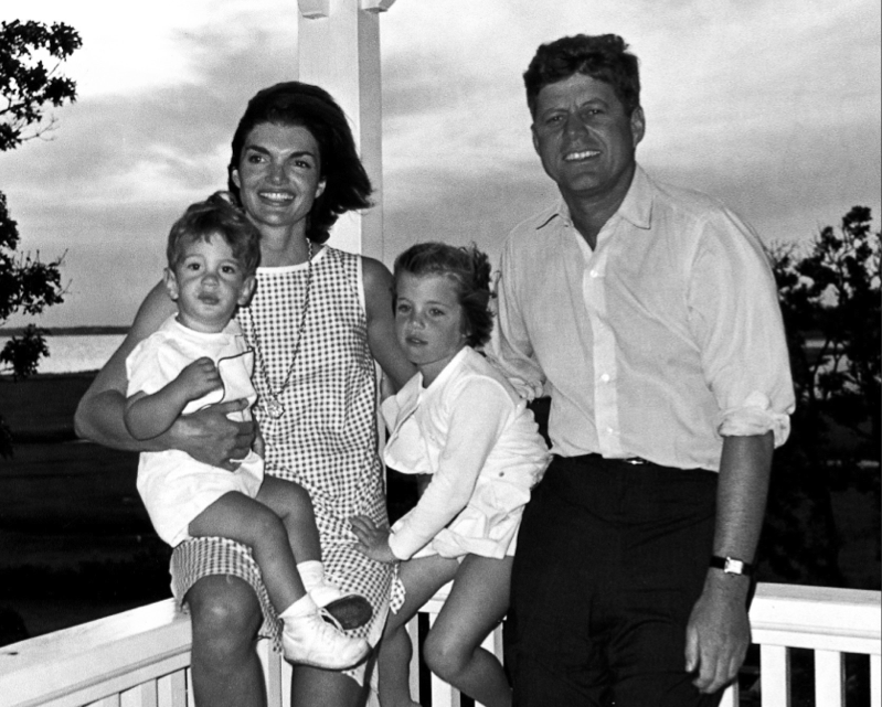 an introduction to the history and the legacy of the kennedy family Jacqueline lee bouvier was born on july 28, 1929, in southampton, new york her father, john, was a wealthy stockbroker on wall street whose family had come from france in the early 1800s her mother, janet, had ancestors from ireland and england janet bouvier was an accomplished rider, and jackie.